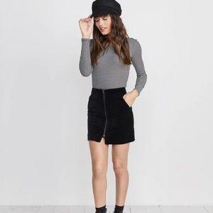 Marine Layer Mallory Mini Skirt